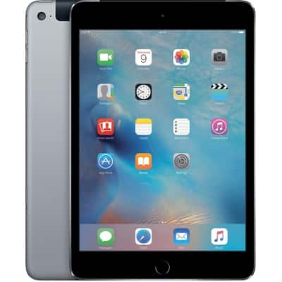 "Apple iPad Mini 4 WiFi 128 GB 20 cm (7.9"") Space Grey"