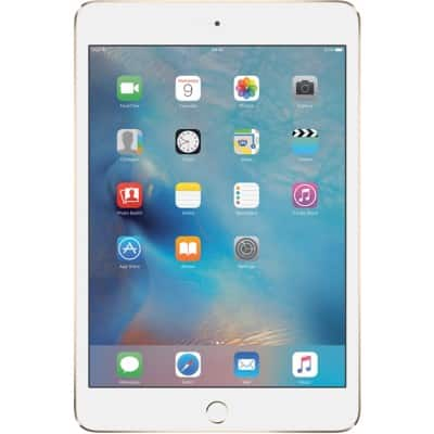 "Apple iPad Mini 4 WiFi + Cellular 128 GB 20 cm (7.9"") Gold"