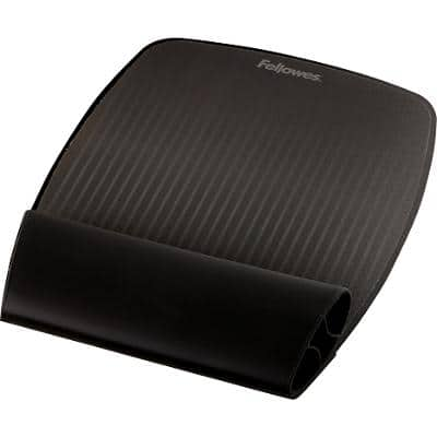 Fellowes I-Spire Series Wrist Rocker Black & Grey