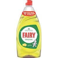 Fairy Original Washing Up Liquid Lemon 780ml