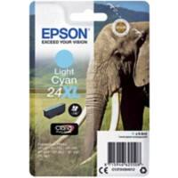 Epson 24XL Original Ink Cartridge C13T24354012 Light Cyan