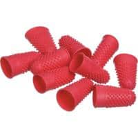 Office Depot Finger Cones Red Pack of 12