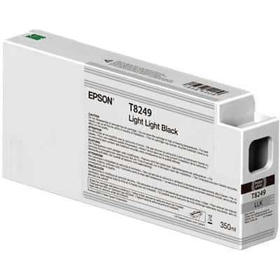 Epson T8249 Original Ink Cartridge C13T824900 Black