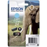 Epson 24 Original Ink Cartridge C13T24254012 Light Cyan