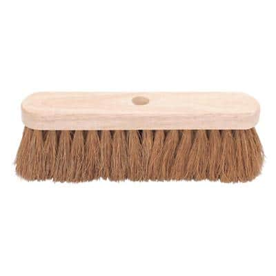 Bentley Broom Head Soft 30.4cm Brown