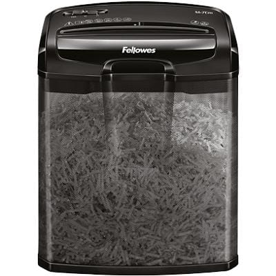 Fellowes Powershred M-7CM Cross-Cut Shredder Security Level P-4 7 Sheets