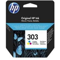 HP 303 Original Ink Cartridge T6N01AE Tri-colour