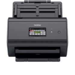 Brother Sheetfed Scanner ADS-2800W Black