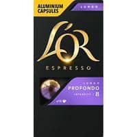 L'OR Coffee Capsules Profondo Coffee 10 Pieces