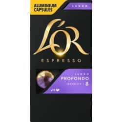 L'OR Coffee Capsules Profondo 10 pieces