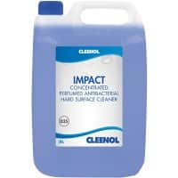 Cleenol Impact Hard Surface Cleaner Antibacterial 5L
