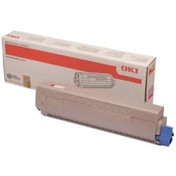 OKI 45862838 Original Toner Cartridge Magenta