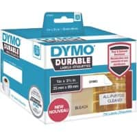 DYMO Multipurpose Labels 1933081 25 x 89 mm White 700 Pieces