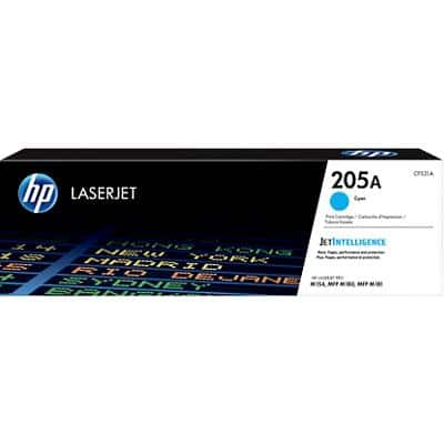 HP 205A Original Toner Cartridge CF531A Cyan