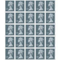 Royal Mail £2.00 Self Adhesive Postage Stamps 25 Pieces