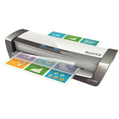 Leitz iLAM Office Pro A3 Laminator, 500 mm/min. Warm Up Time 1 min up to 2 x 175 (350) Micron