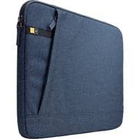 "Case Logic Laptop Sleeve Huxton 15.6"" Laptop Sleeve 16 Inch 32 x 3 x 24 cm Blue"