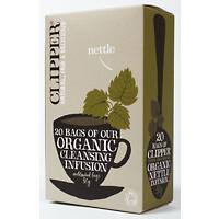 Clipper Nettle Organic Infusion Tea Pack of 20