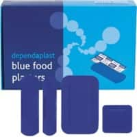 Reliance Medical Plasters 100 Pieces