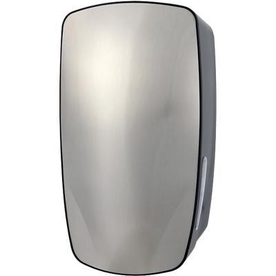 Toilet Tissue Dispenser 5710 Semi Stainless Steel, ABS Plastic Silver Lockable