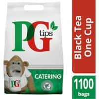 PG tips Black Tea Bags 1100 Pieces