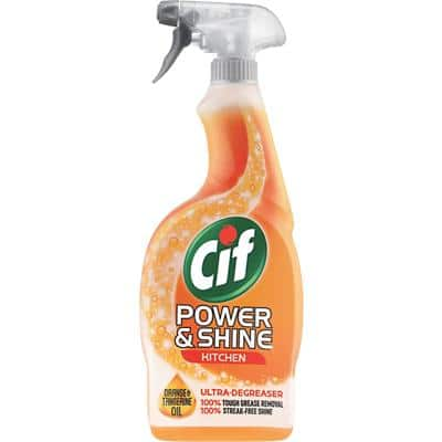 Cif Kitchen Cleaner Spray Power & Shine Citrus 700ml