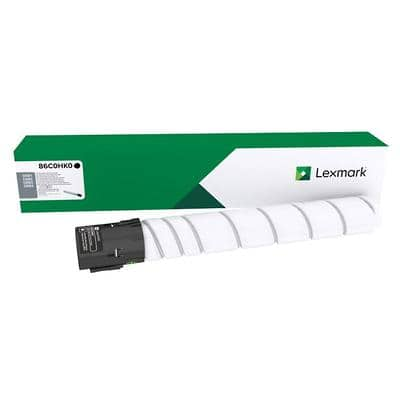 LEXMARK Toner Cartridge Black 86C0HK0