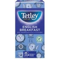 Tetley English Breakfast Tea Bags Pack of 25