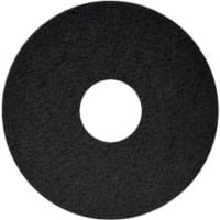 SYR Floor Maintenance Pads 43cm Black Pack of 5
