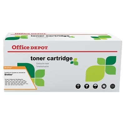 Compatible Office Depot Brother TN-326B Toner Cartridge Black
