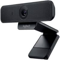 Logitech Webcam C925e Black