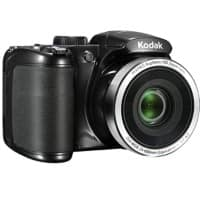 Kodak Compact Camera AZ252 16.2 Megapixel 4 x Digital Zoom  25 x Optical Zoom Black