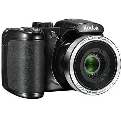 Kodak Digital Camera AZ252 16.2 Megapixel Black