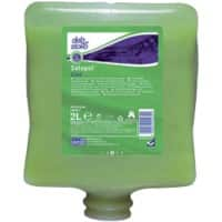 Deb Hand Soap Refill Lime Medium-Heavy Duty 2L Pack of 4