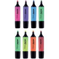 Niceday Highlighter HC1-5 Assorted Pack of 8