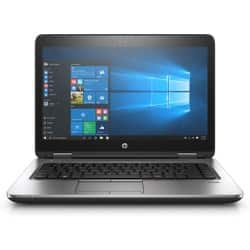 HP Laptop ProBook 640 G3 intel core i5-7200u intel hd graphics 620 128 gb windows 10 pro