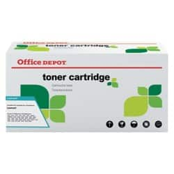 Office Depot Compatible Lexmark 502X Toner Cartridge Black