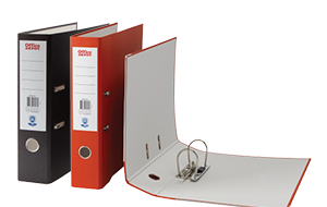 Office Supplies - Lever Arch Files