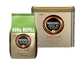 Nescafé Gold Blend coffee