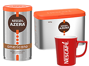 Nescafé Azera coffee