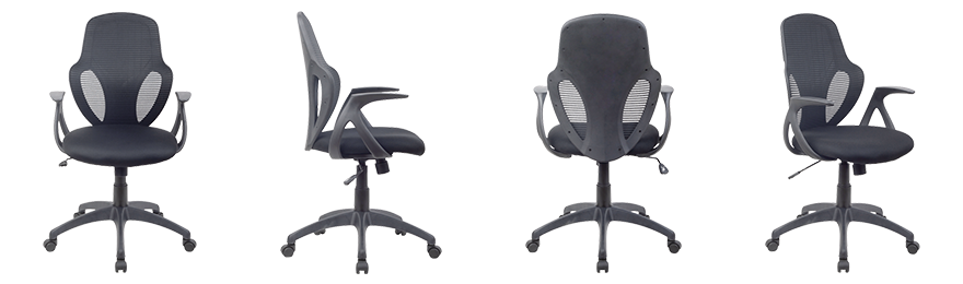Realspace Office Chair Austin Basic Tilt