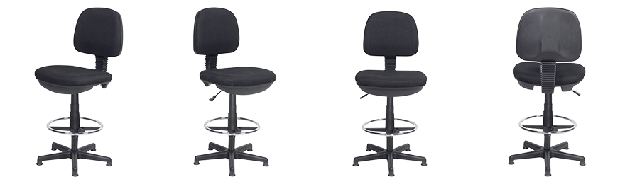 Realspace Draughtsman Chair