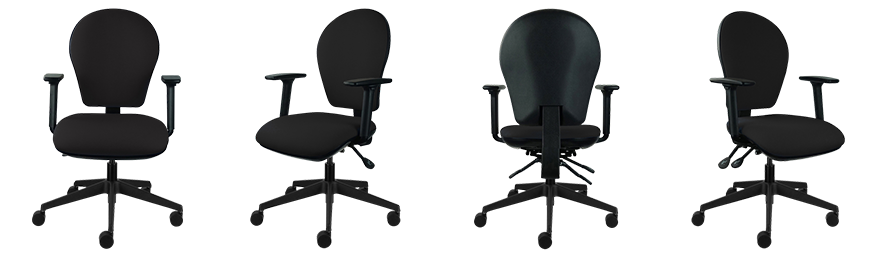 Energi-24 Posture Task Office Operators Chair