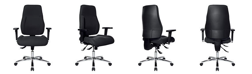 Realspace Ergonomic Office Chair Signum